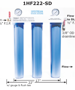 Food Service Water Filtration System